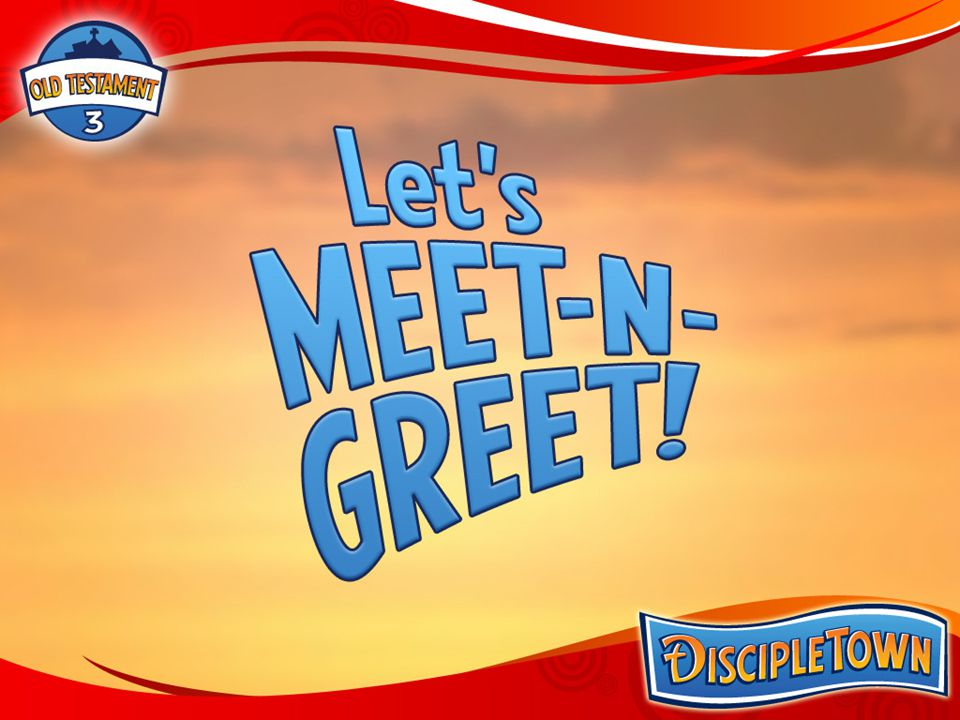 Let ' s Meet-n-Greet