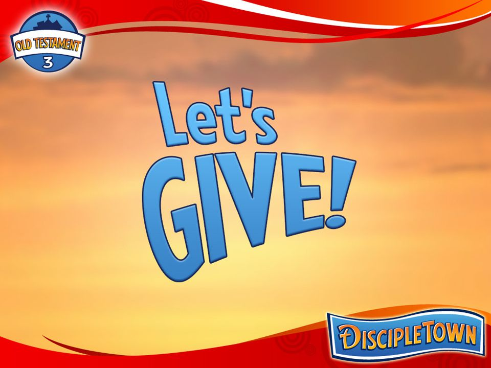 Let ' s Give