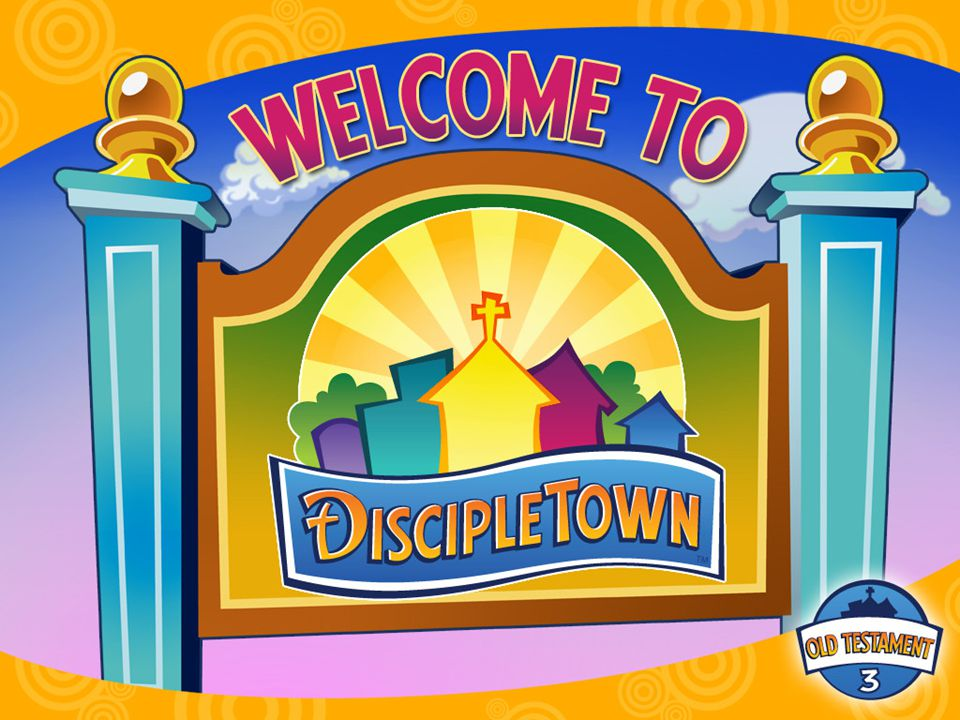 Welcome to DiscipleTown