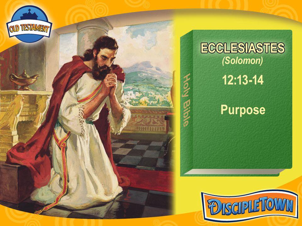 Let ' s Search-Ecclesiastes (4)