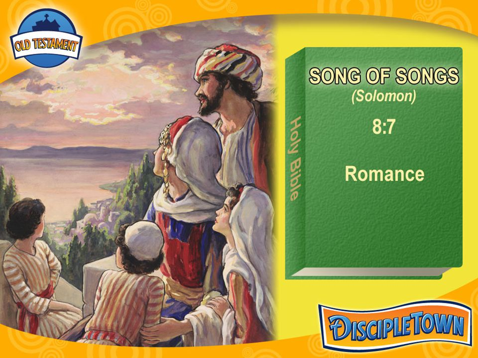 Let ' s Search-Song of Songs (4)