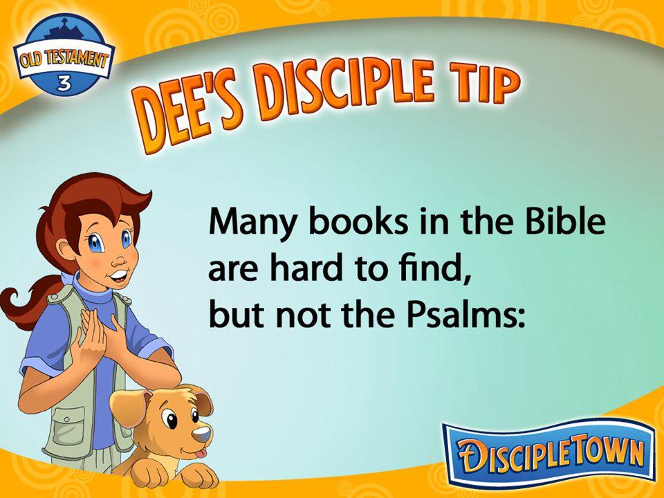 Dee ' s Disciple Tip 1