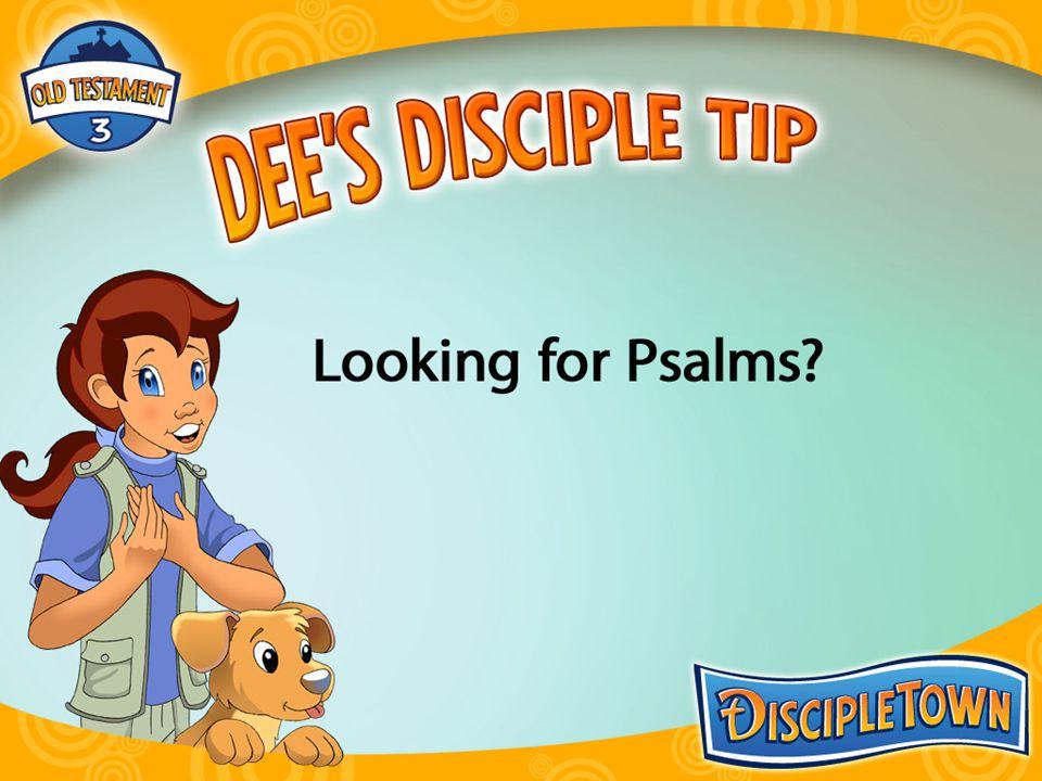 Dee ' s Disciple Tip 2