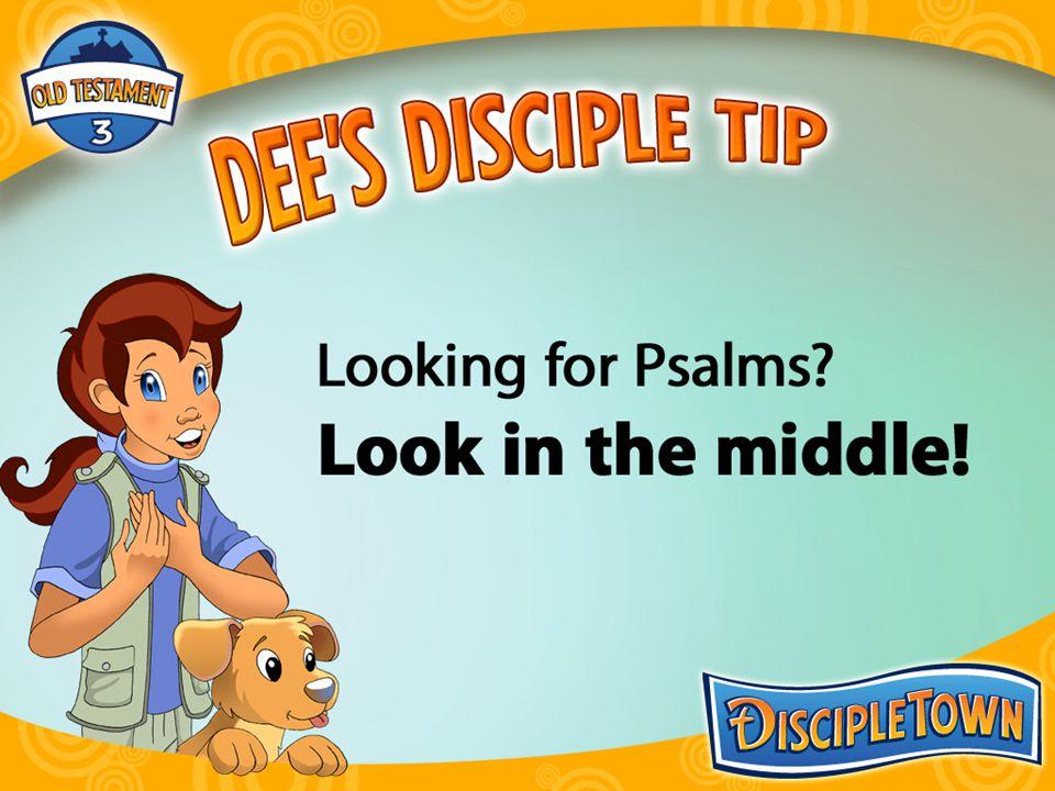 Dee ' s Disciple Tip 3