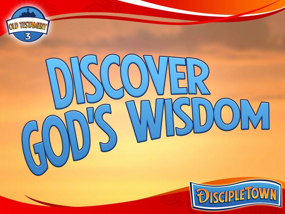 Discover God's Wisdom