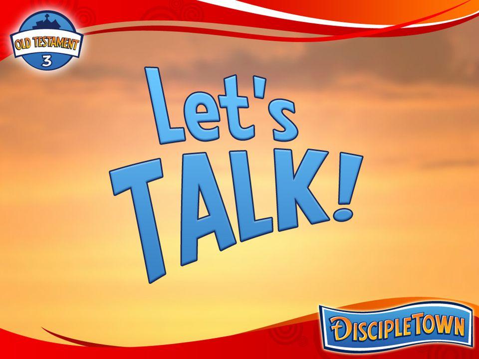 Let ' s Talk