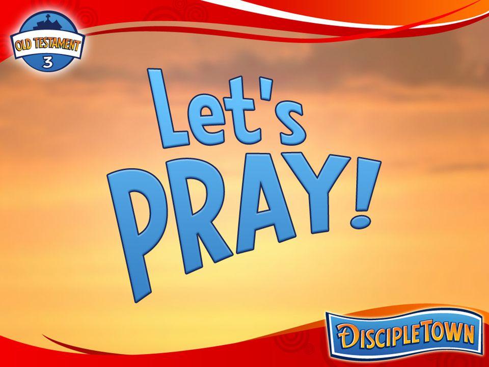 Let ' s Pray