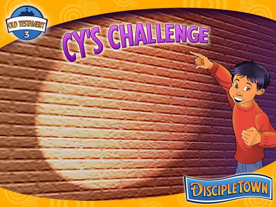 Cy ' s Challenge-blank