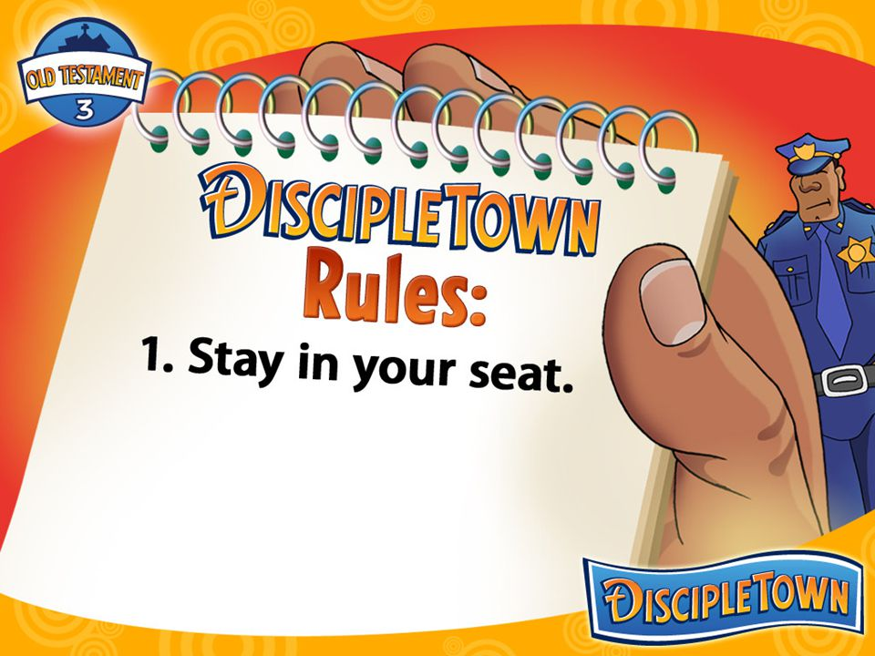 DiscipleTown Rules 2
