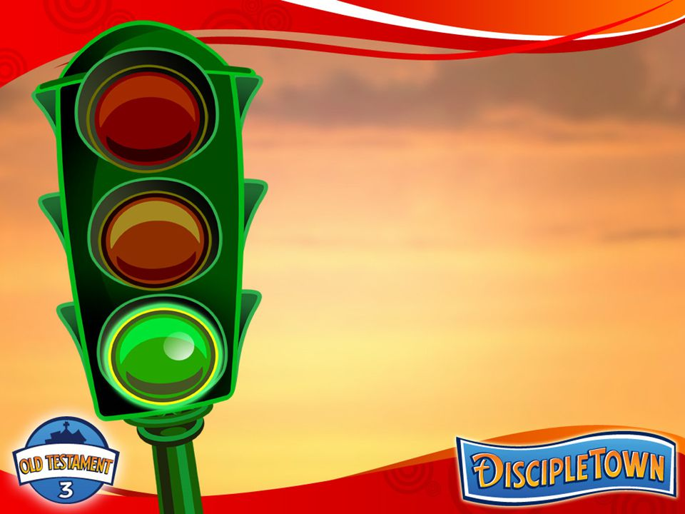 Traffic Light-green