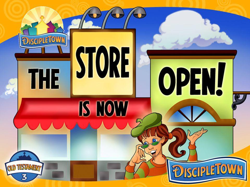 DiscipleTown Store