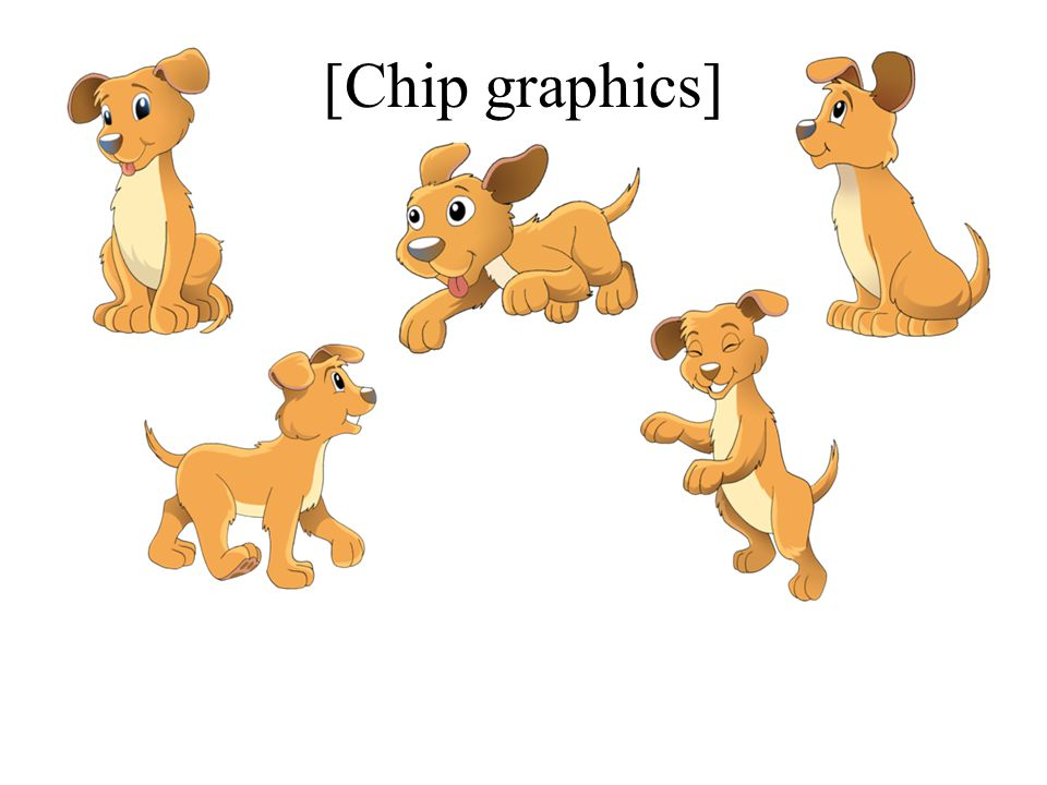 [Chip graphics]