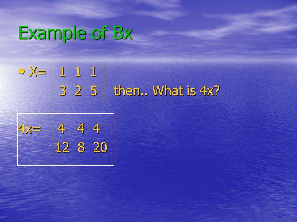 Matrix Multiplication How do we multiply the matrix.