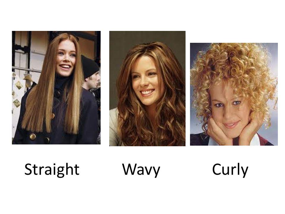StraightWavyCurly