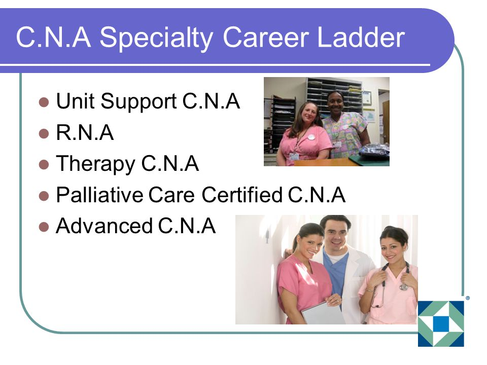 G.C.N.A Geriatric Certified Nursing Assistant Passing Score on Certification Exam Contingent on Minimum 6 Months Employment Passing Score on GCNA Test Satisfactory Evaluation from Supervisor Base Rate + $2.50
