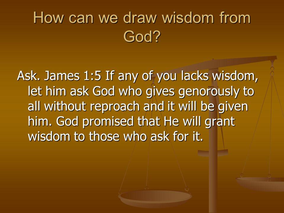 Challenge Let God be God.
