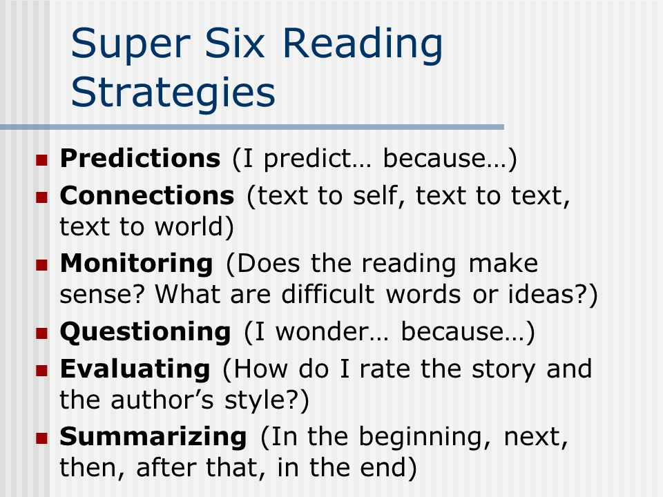 Questions to Ask Your Child- After Reading What was the most interesting situation in the story.