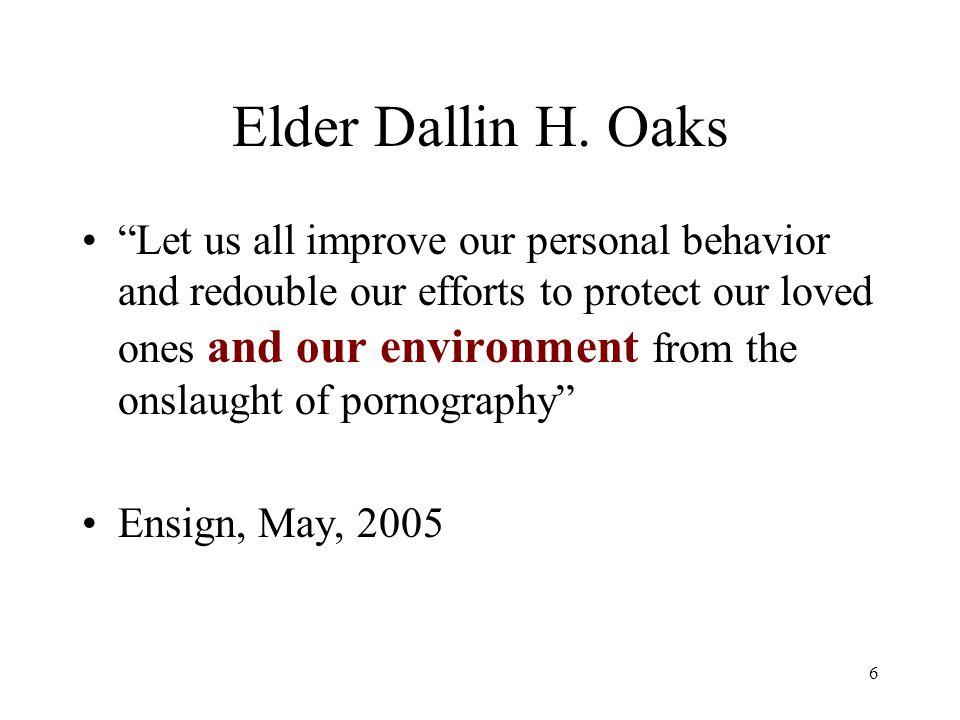 6 Elder Dallin H.