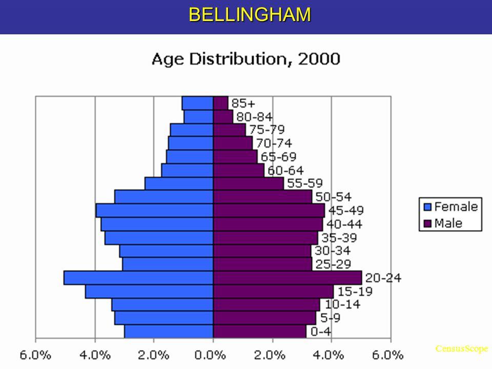 BELLINGHAM CensusScope