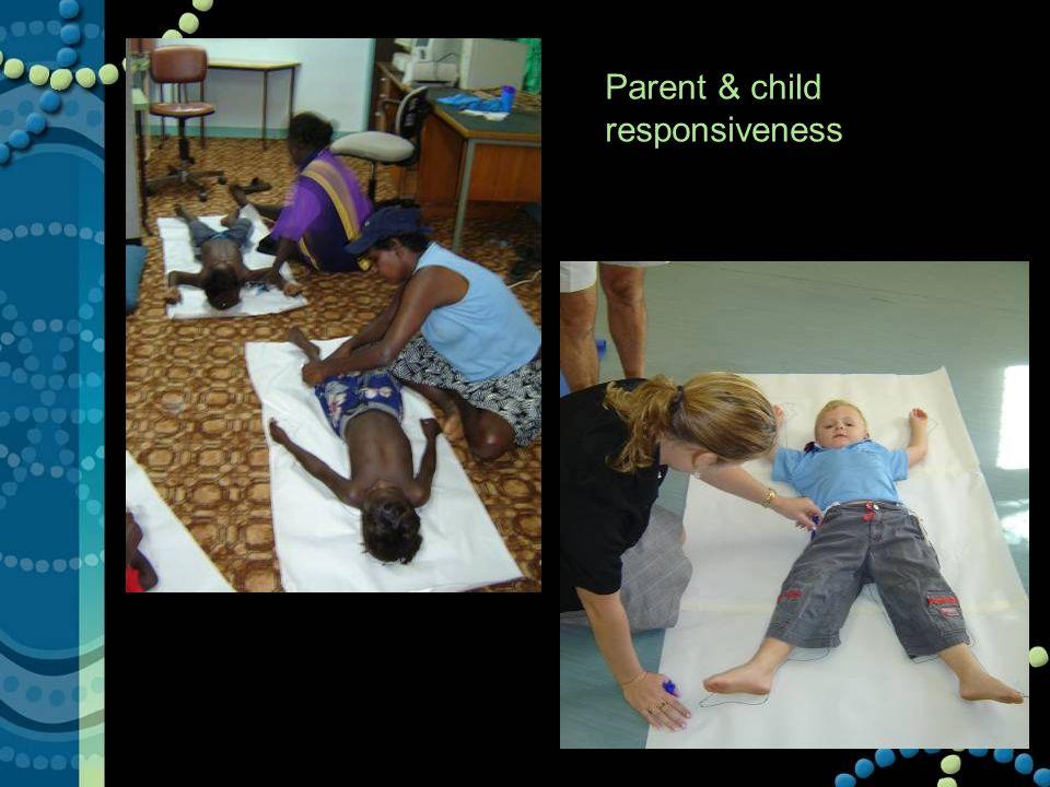 Parent & child responsiveness