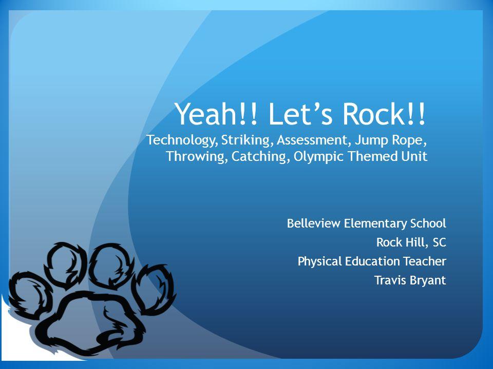 Yeah!.Let's Rock!.