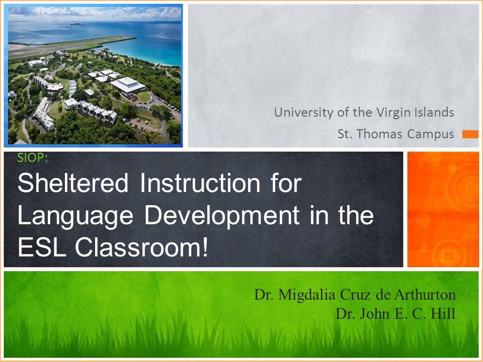University of the Virgin Islands St.