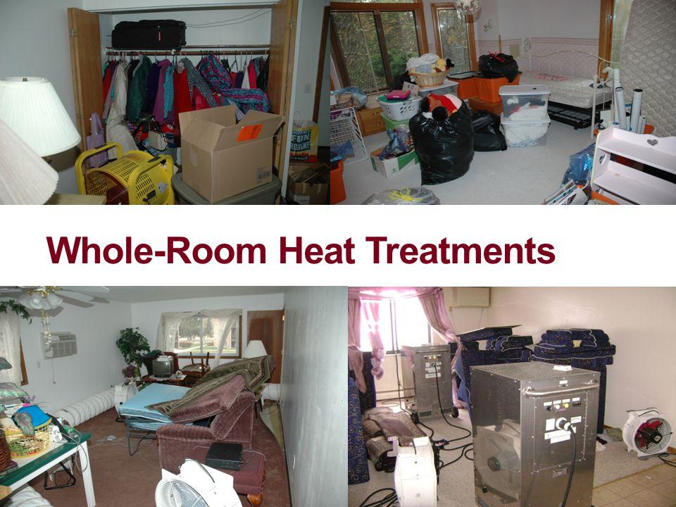 Whole-Room Heat Treatments