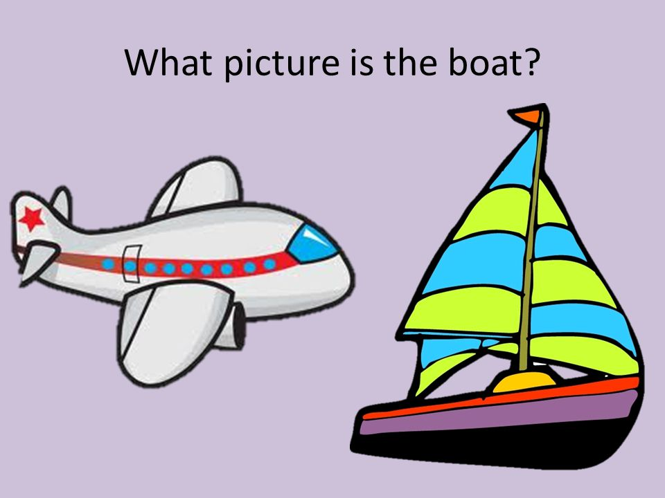 What picture is the boat?