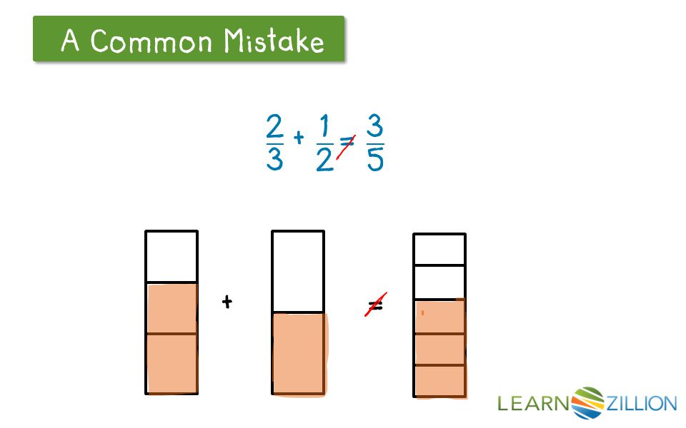 A Common Mistake +=