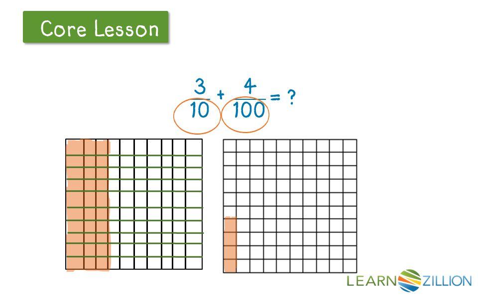 Let's Review Core Lesson