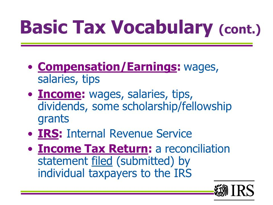 Who Must File 2013 Forms with the Internal Revenue Service?