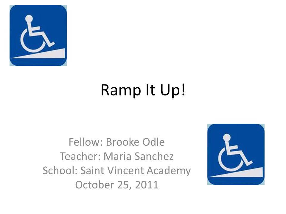 Ramp It Up.