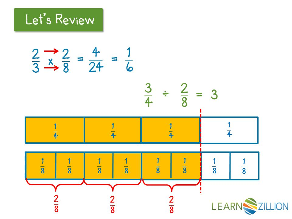 Let's Review 1 whole
