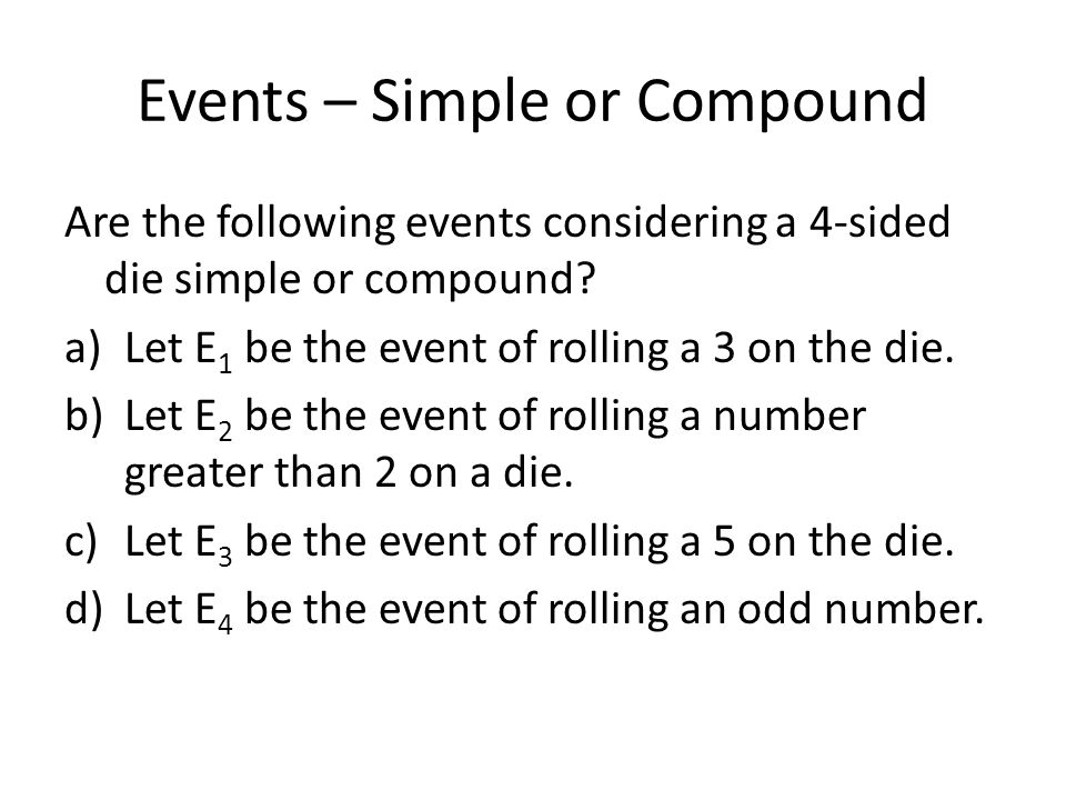 Product Rule: Examples 1)How many pairs are there when you roll a 4- sided die and a 3-sided die.