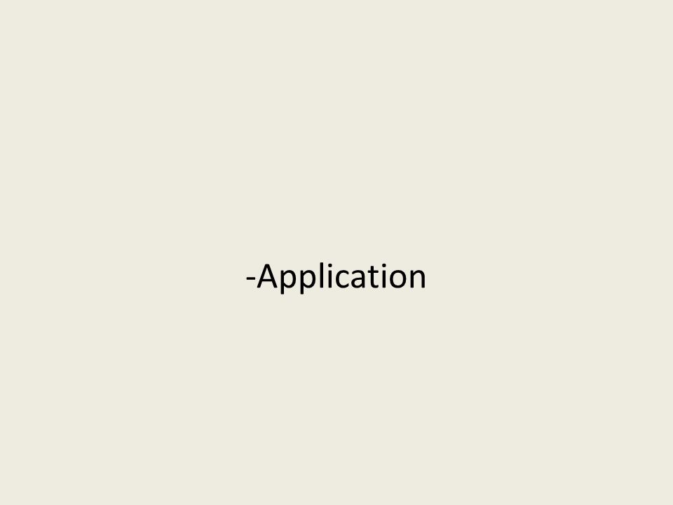 -Application