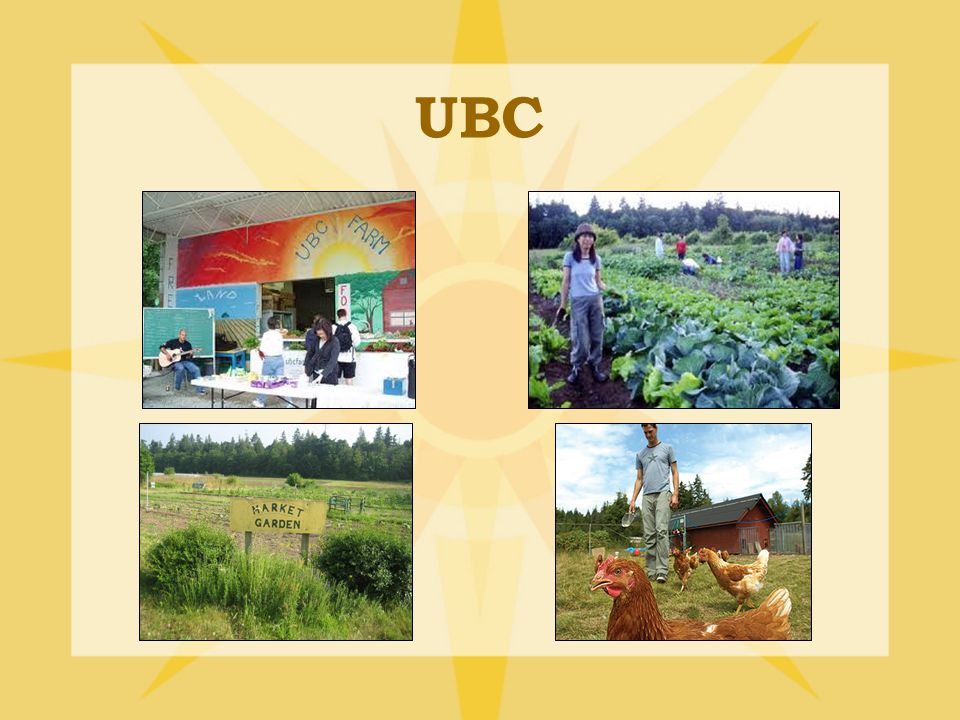 Case Study: UBC Faculty of Land and Food Systems.
