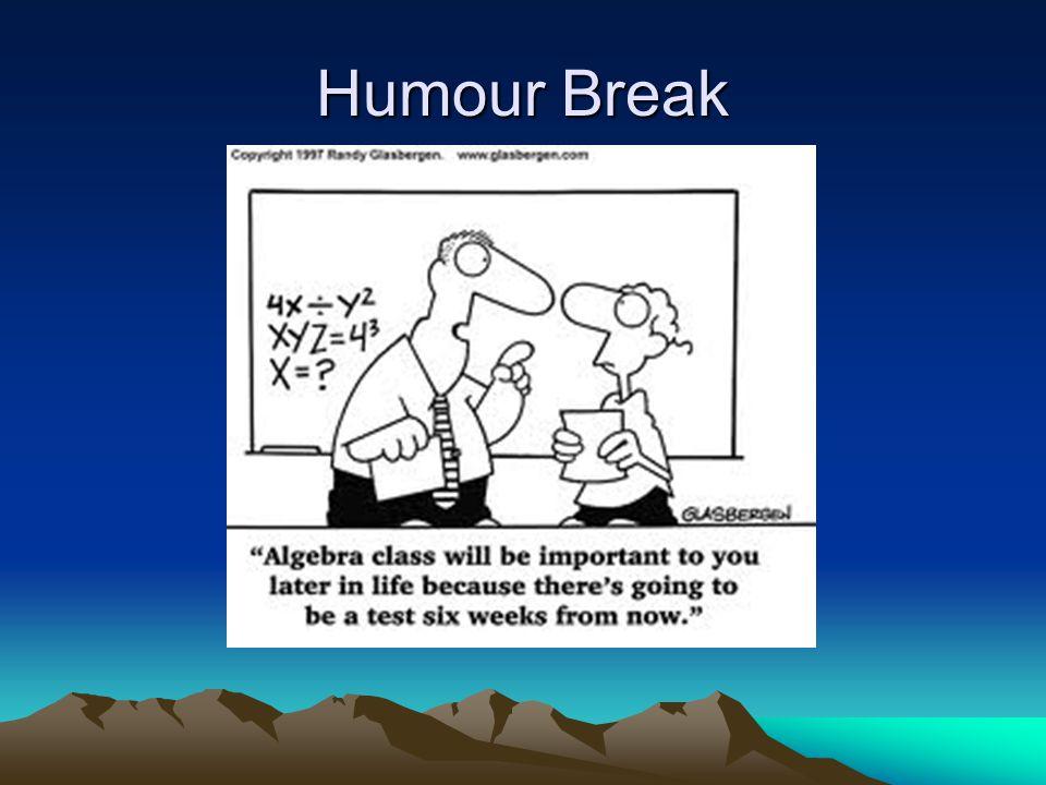 Humour Break