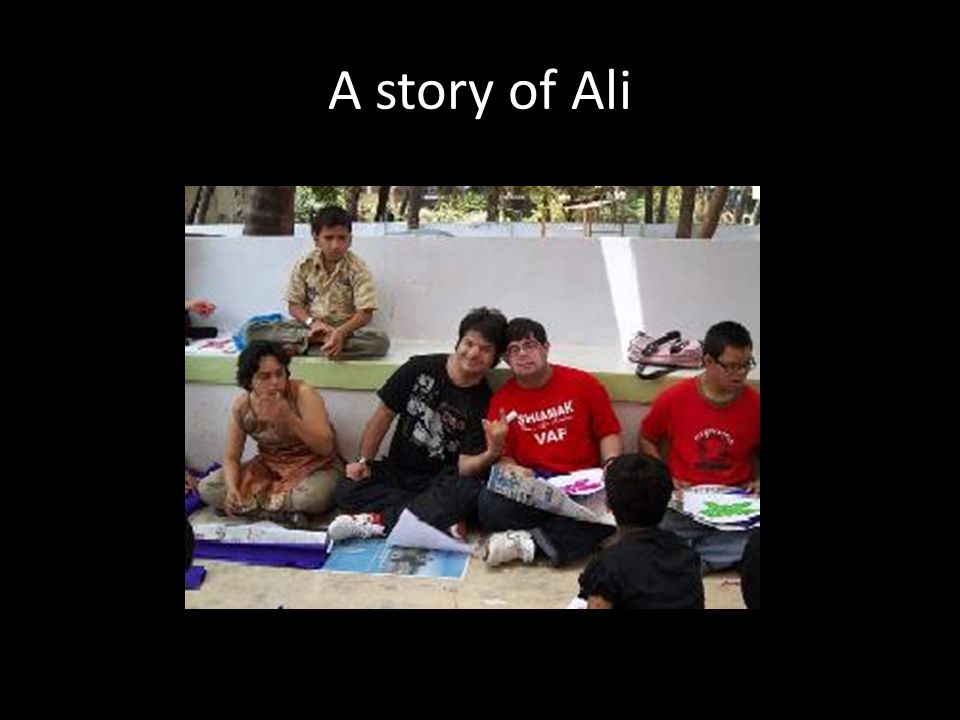 A story of Ali