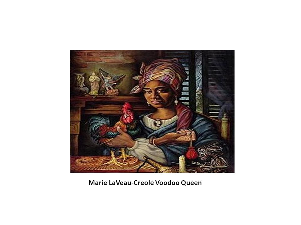 Marie LaVeau-Creole Voodoo Queen