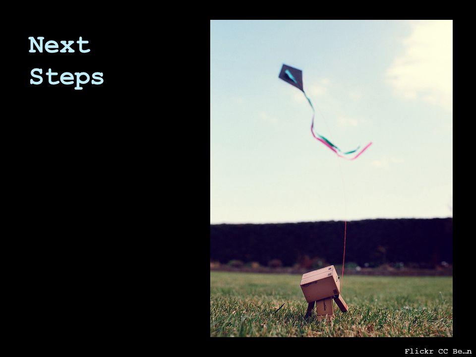 Next Steps Flickr CC Be…n