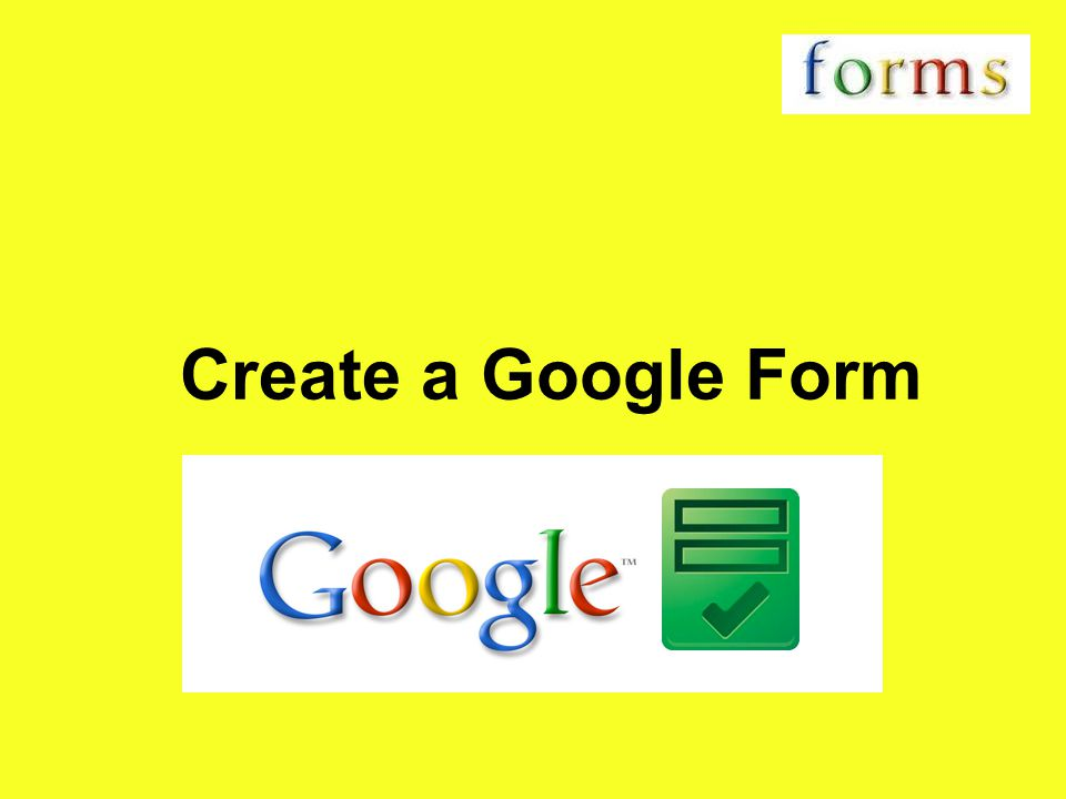 HOW TO SHARE YOUR FORM.