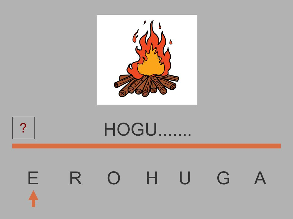E R O H U G A HOG......... ?
