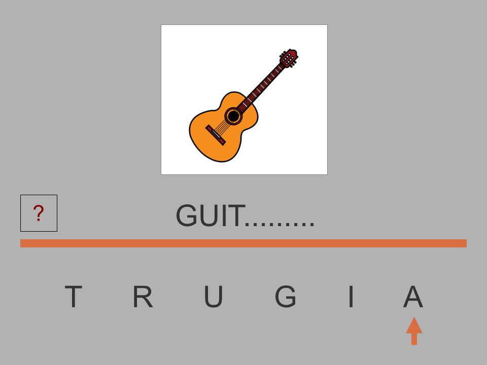 T R U G I A GUI........... ?