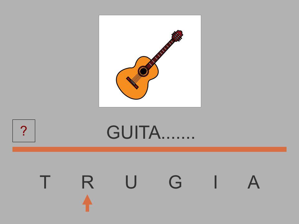 T R U G I A GUIT......... ?