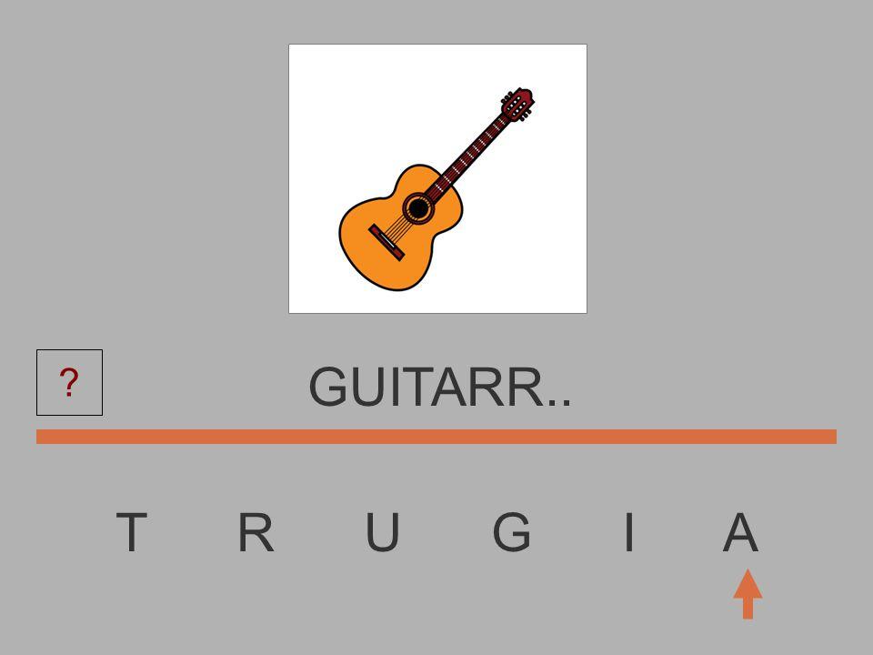 T R U G I A GUITAR..... ?