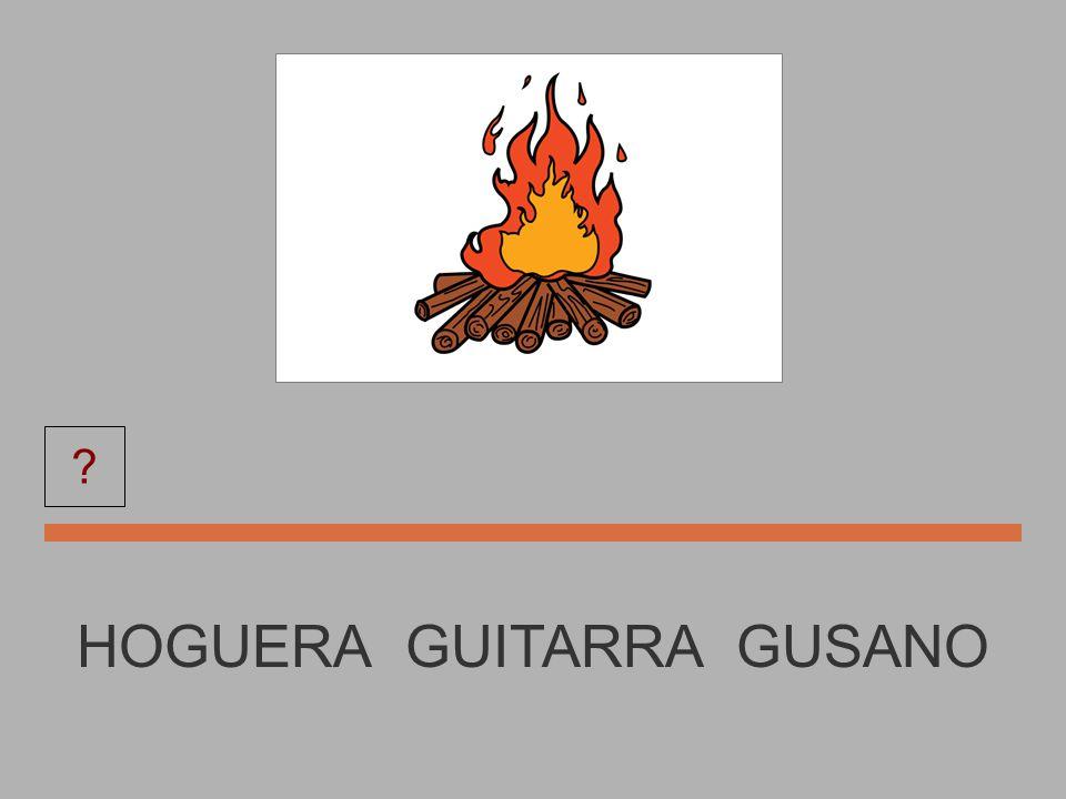 GUSANO GUITARRA GUERRA GUSANO ?