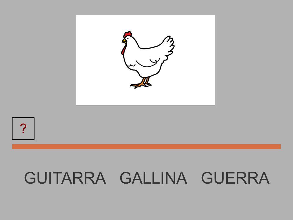 GATO GUSANO GATO GUERRA
