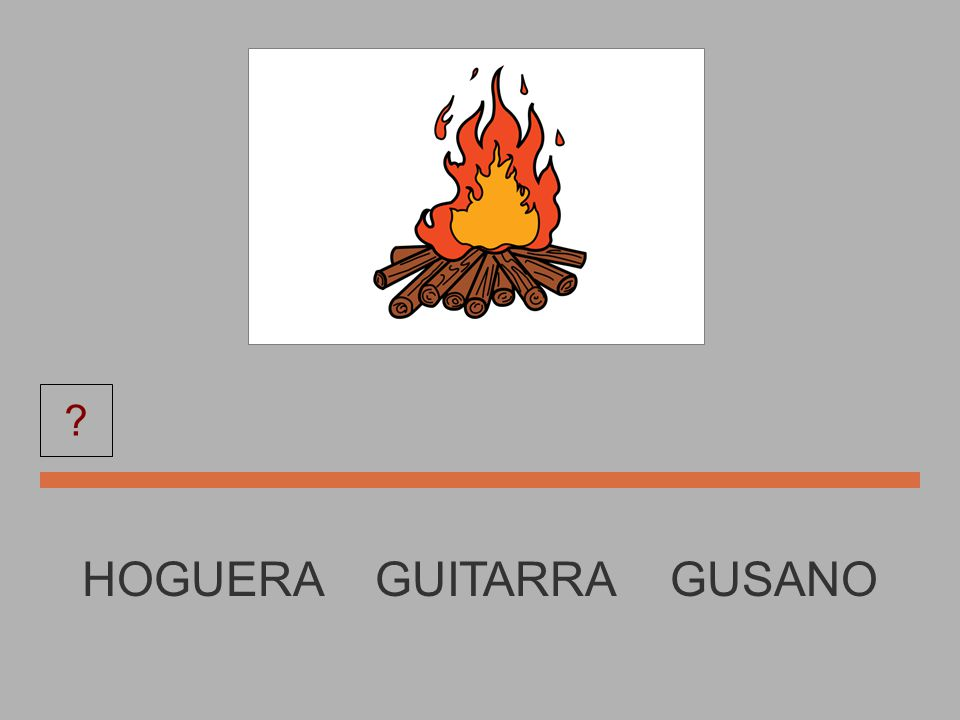GUSANO GALLINA GUITARRA GUSANO ?