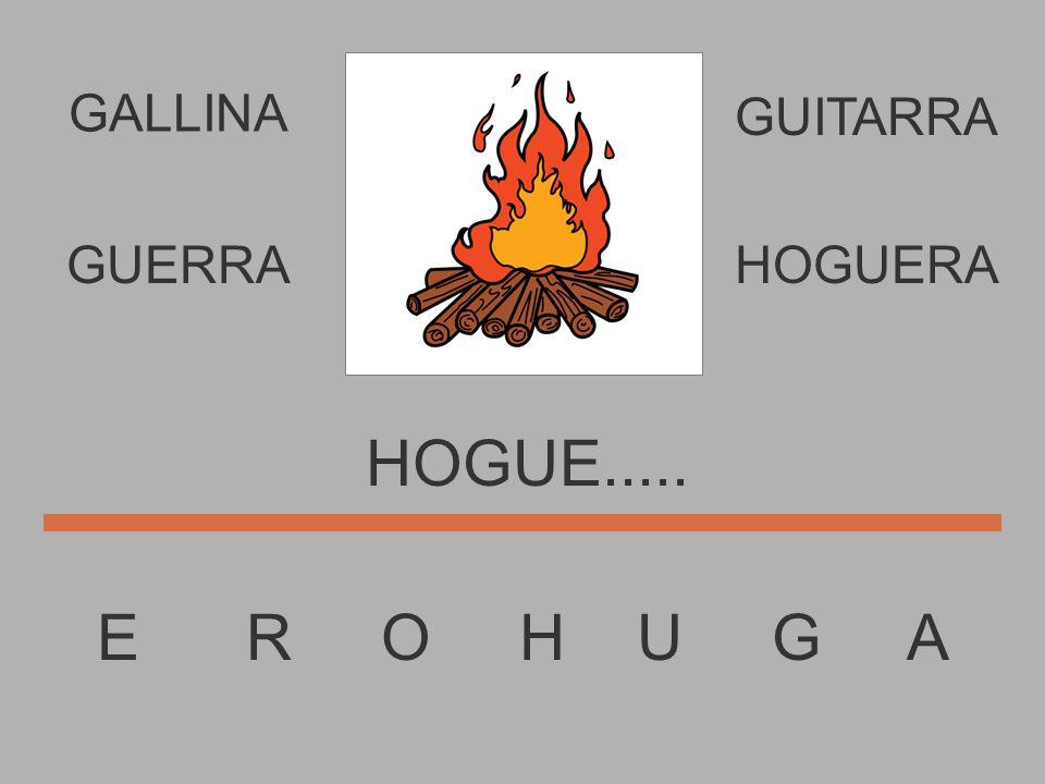 E R O H U G A HOGU....... GUERRAHOGUERA GUITARRA GALLINA