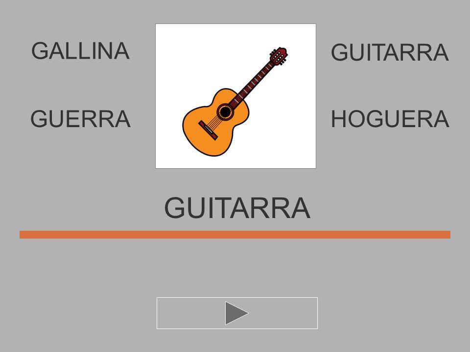 T R U G I A GUITARR.. GUERRAHOGUERA GUITARRA GALLINA